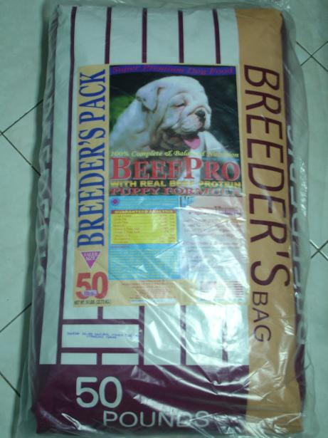 Beef Pro Puppy Newtree Your One Stop Livestock Needs Philippines